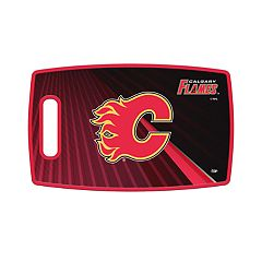 Calgary Flames Large Cutting Board