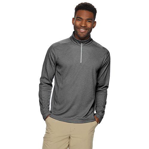 Men's Hi-Tec Tech Half-Zip Pullover