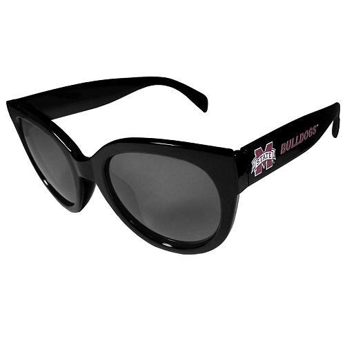 Women's Mississippi State Bulldogs Cat-Eye Sunglasses