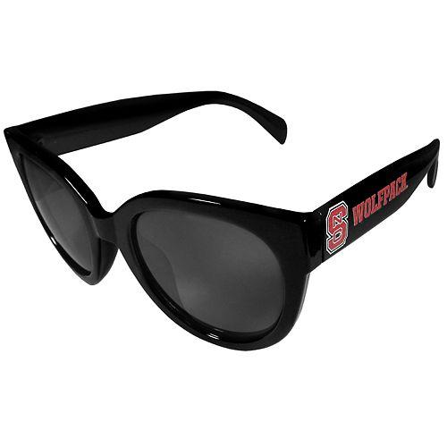 Women's North Carolina State Wolfpack Cat-Eye Sunglasses