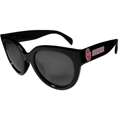 Women's Oklahoma Sooners Cat-Eye Sunglasses