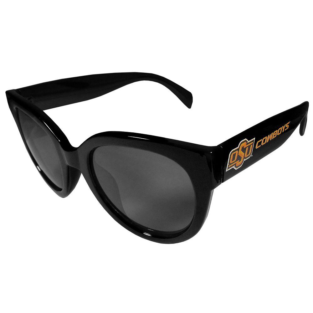 Women's Oklahoma State Cowboys Cat-Eye Sunglasses