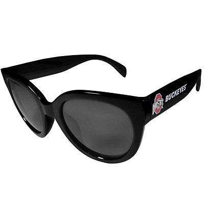 Women's Ohio State Buckeyes Cat-Eye Sunglasses