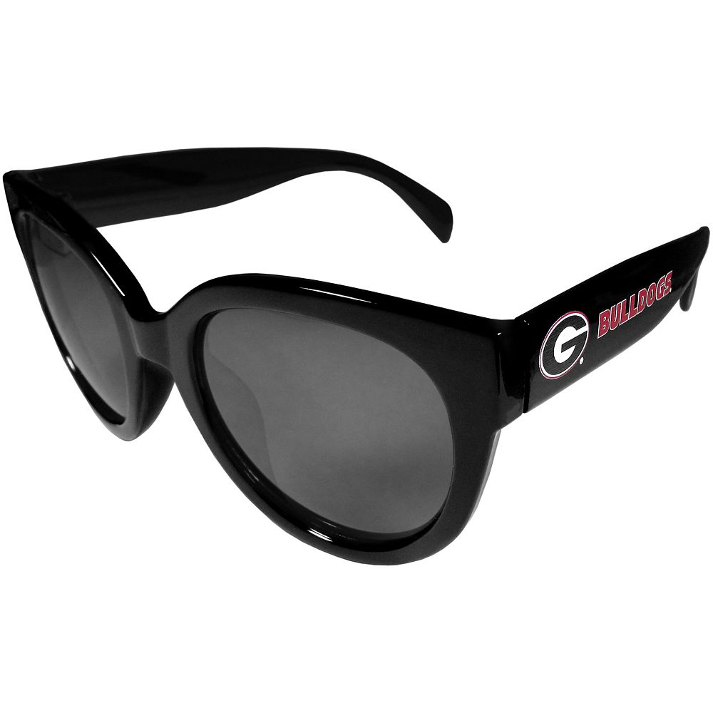 Women's Georgia Bulldogs Cat-Eye Sunglasses