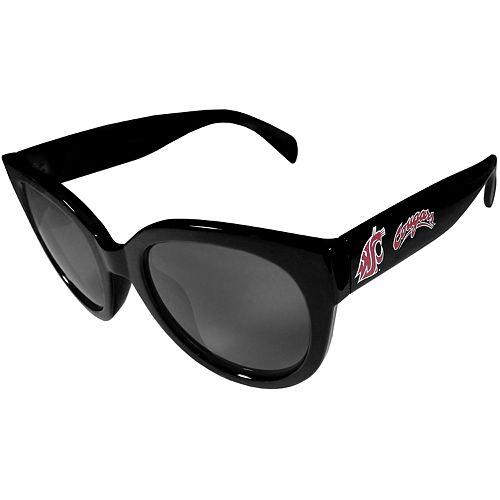 Women's Washington State Cougars Cat-Eye Sunglasses