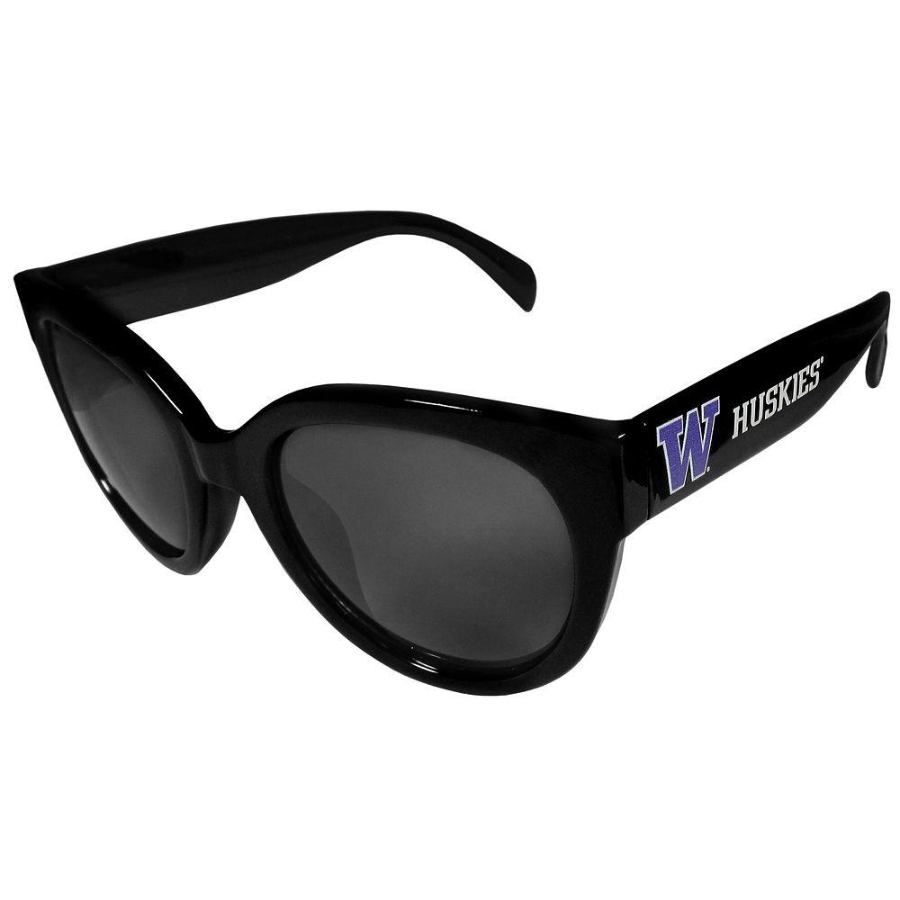 Women's Washington Huskies Cat-Eye Sunglasses