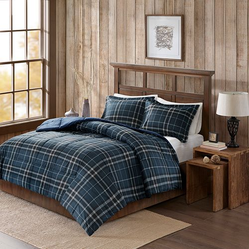 Woolrich Flint Down-Alternative Comforter Set