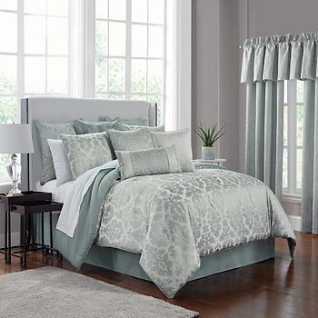 Marquis By Waterford Surrey Comforter Set