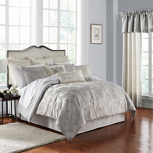 Marquis By Waterford Lacy Comforter Set