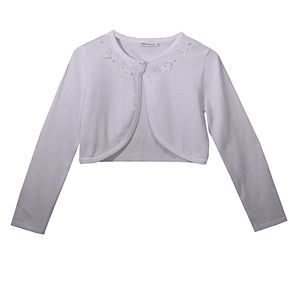 Girls 4-6x Bonnie Jean Shrug