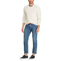 Men's Chaps Classic-Fit Crewneck Sweater