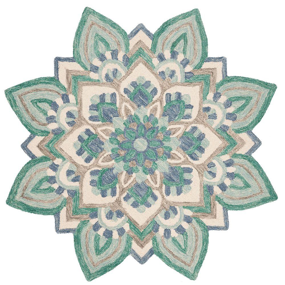 Safavieh Novelty Flora Rug