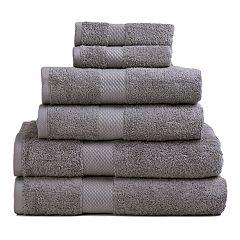 The Martex Everyday 6-piece Bath Towel Set