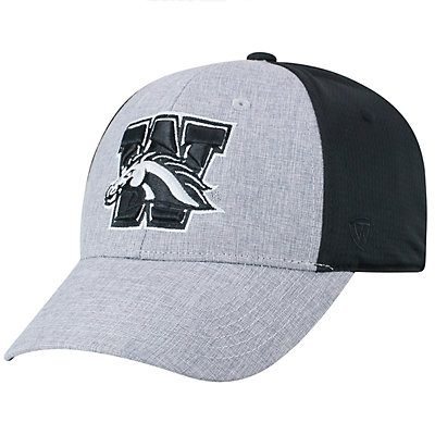 Adult Top of the World Western Michigan Broncos Fabooia Memory-Fit Cap
