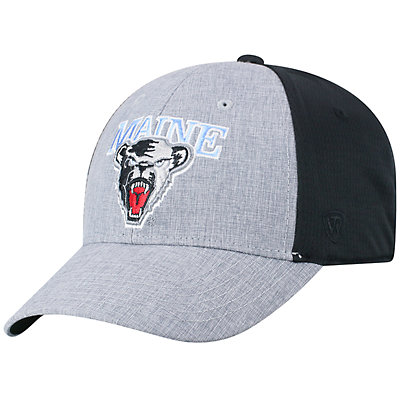 Adult Top of the World Maine Black Bears Fabooia Memory-Fit Cap
