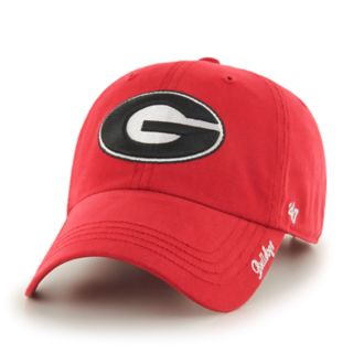 Adult '47 Brand Georgia Bulldogs Logo Adjustable Cap