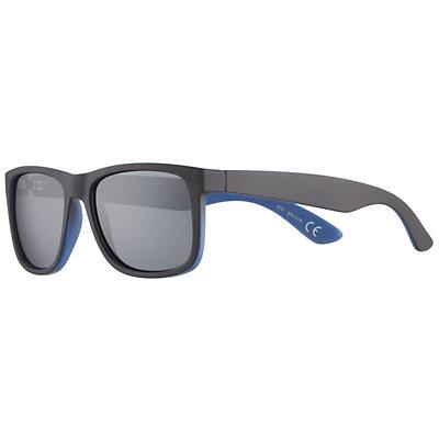 Men's Apt. 9® Matte Black Smoke Lens Sunglasses