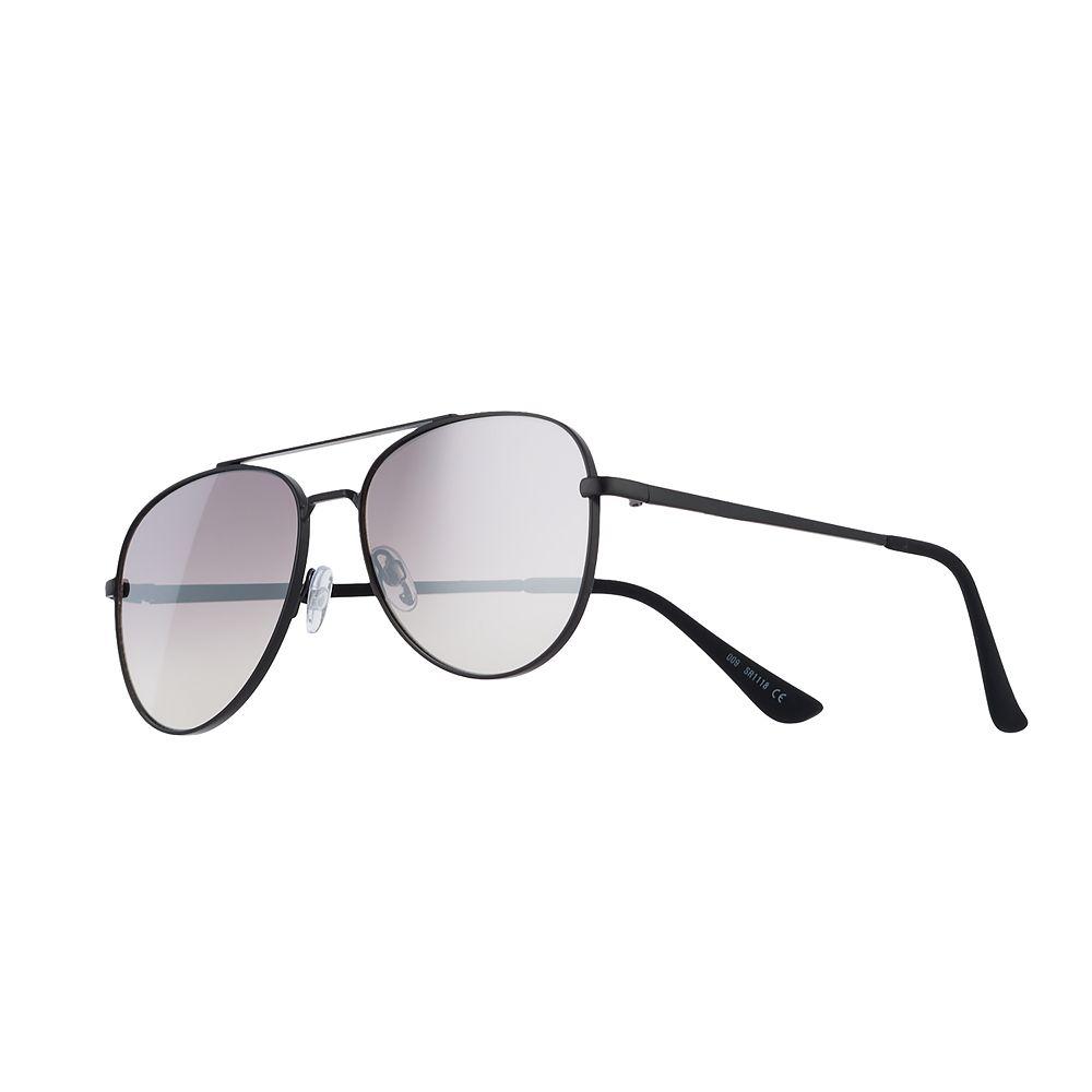 Men's Apt. 9® Flat Lens Aviator Sunglasses