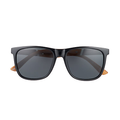 Men's Apt. 9® Black Polarized Sunglasses