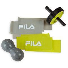FILA® Rock Solid Ab Kit