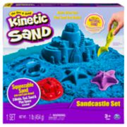 Kinetic Sand Sandcastle Set by Spinmaster