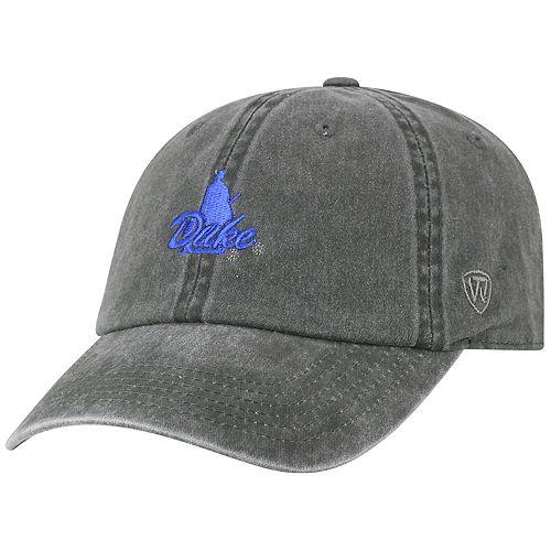 Adult Top of the World Duke Blue Devils Local Adjustable Cap
