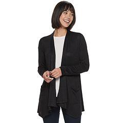 Women's Apt. 9® Open Front Cardigan