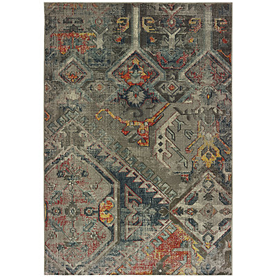 StyleHaven Marcus Tribal Patchwork Rug