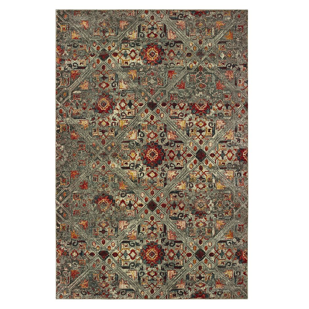 StyleHaven Marcus Distressed Tribal Rug