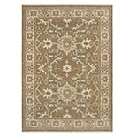 StyleHaven Arcadia Distressed Traditional Wool Rug