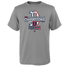 Boys 8-20 Boston Red Sox 2018 American League Champions Tee