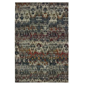 StyleHaven Marcus Antiqued Tribal Rug
