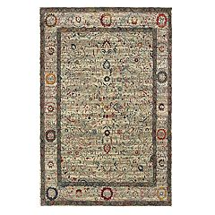 StyleHaven Marcus Distressed Traditional Rug