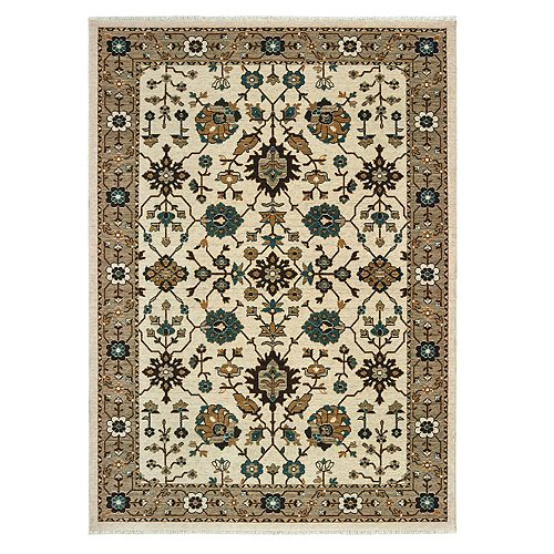 StyleHaven Arcadia Updated Traditional Wool Rug