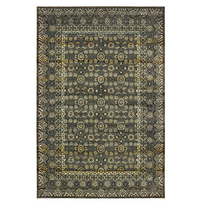 StyleHaven Marcus Floral Border Traditional Rug