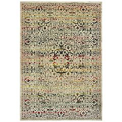 StyleHaven Marcus Antiqued Medallion Rug