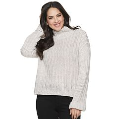 1bc25203b9 Women s Apt. 9® Ribbed Mockneck Sweater