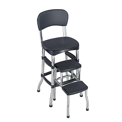 COSCO Retro Counter Chair or Step Stool