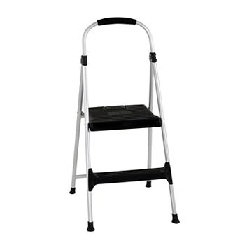 COSCO Signature Two Step Aluminum Step Stool
