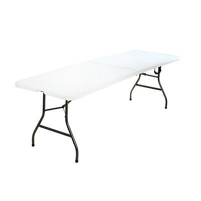COSCO Deluxe Fold-in-Half Folding Table