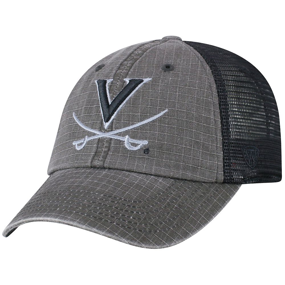 Men's Top of the World Virginia Cavaliers Ripstop Cap