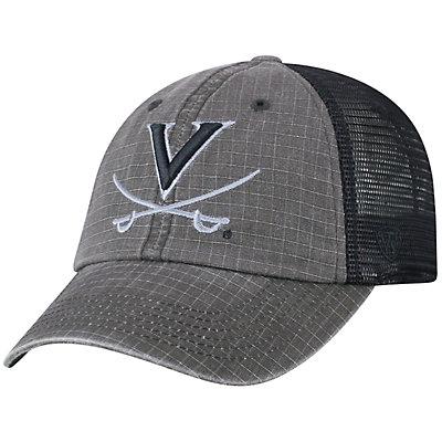 Men's Top of the World Virginia Cavaliers Ripstop Cap