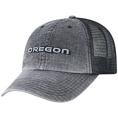 Adult Top of the World Oregon Ducks Ploom Ripstop Cap