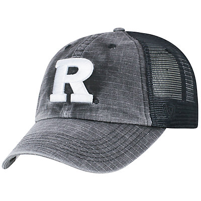 Adult Top of the World Rutgers Scarlet Knights Ploom Ripstop Cap