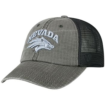Adult Top of the World Nevada Wolf Pack Ploom Ripstop Cap