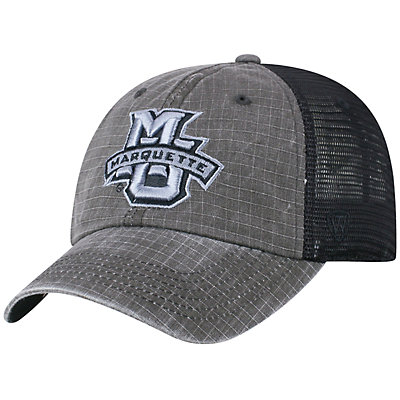Adult Top of the World Marquette Golden Eagles Ploom Ripstop Cap