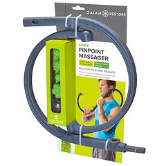 Gaiam Restore 2-Piece Pinpoint Massager