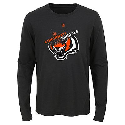 Boys 8-20 Cincinnati Bengals Flux Ultra Tee