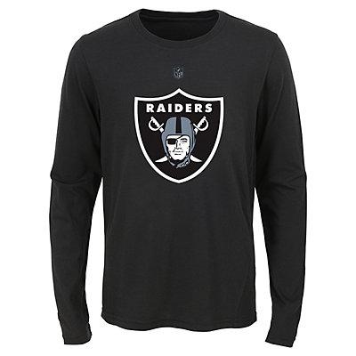 Boys 8-20 Oakland Raiders Flux Ultra Tee