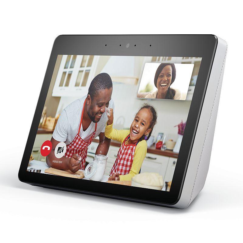 Amazon Echo Show (2nd Gen) - Smart Speaker with Alexa and built in smart home Hub - Sandstone | B077THMYGN